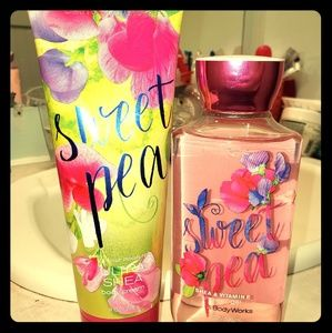 Bath and Body works Two for One Lotion+Shower gel